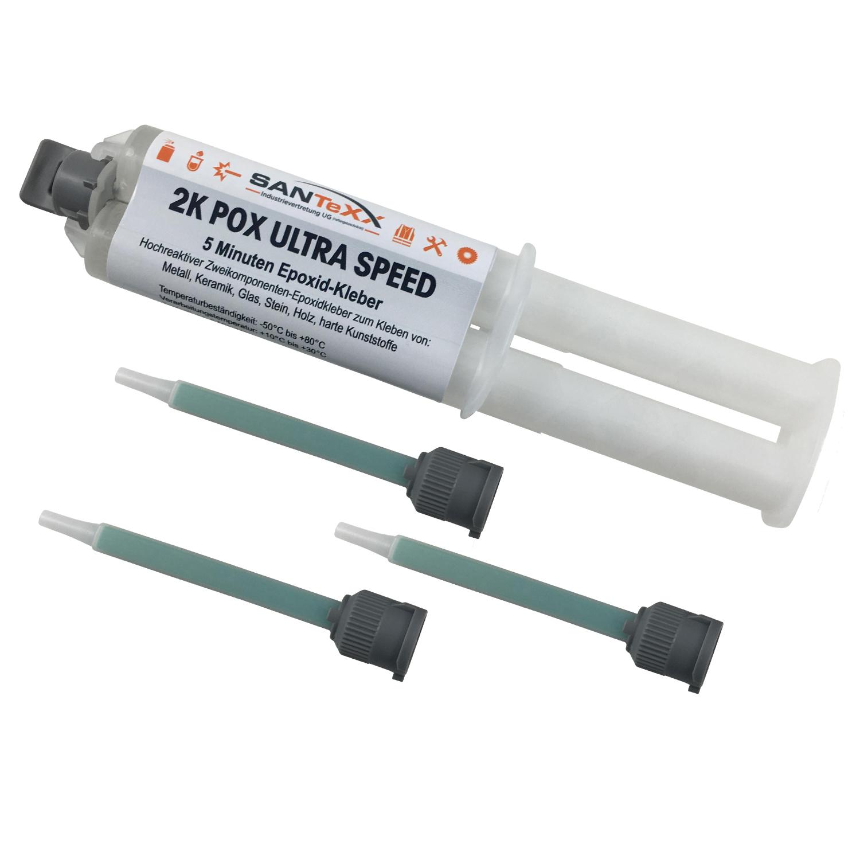 2K Epoxidharz-Kleber SANTeXX